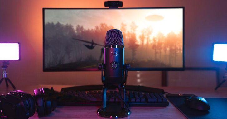 搭載聲學新科技!Blue Yeti X桌上型USB麥克風在台上市