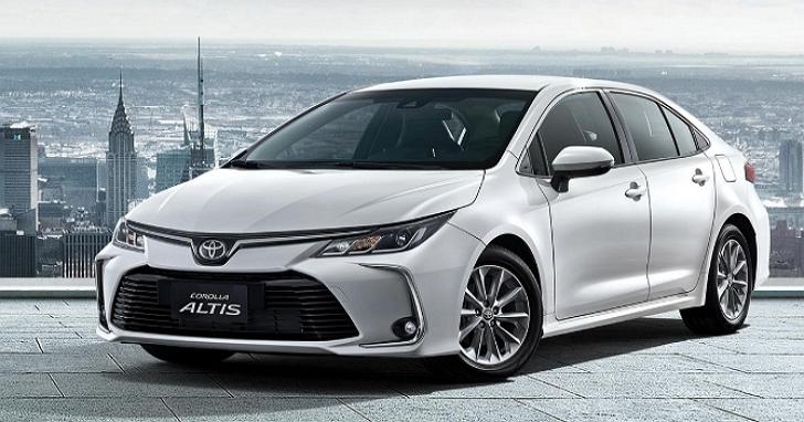 台灣人最愛的汽車品牌前五名排行榜,「神車」榮登榜首毫不意外