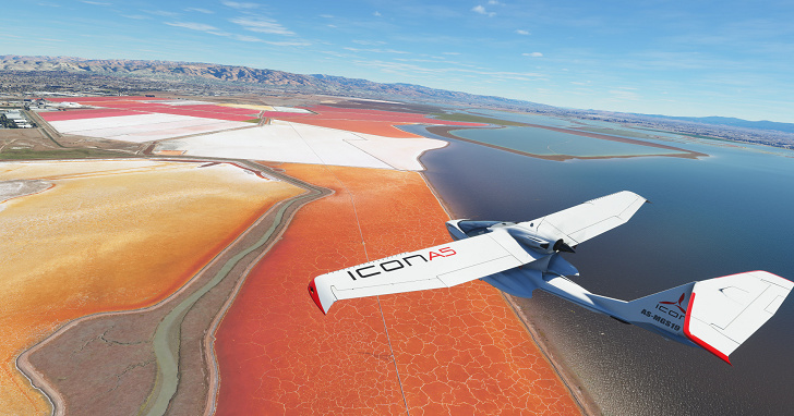 《Microsoft Flight Simulator》模擬飛行登陸 Steam 商店,TrackIR 與 VR 同步支援