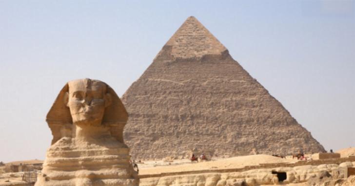 馬斯克推文聲稱外星人造了金字塔,埃及官員表示請馬斯克親自來看「金字塔建造者」的墳墓