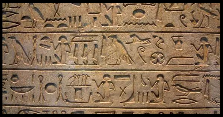 Google讓你用機器學習解碼古埃及象形文,包學不包會