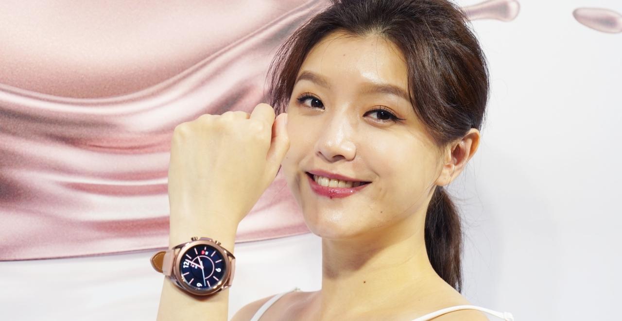 三星 Galaxy Watch 3 來了!可量血壓、血氧飽和、心電圖