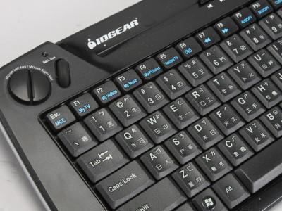 IOGEAR GKM561RW5:支援 PS3 的無線多媒體中文鍵盤