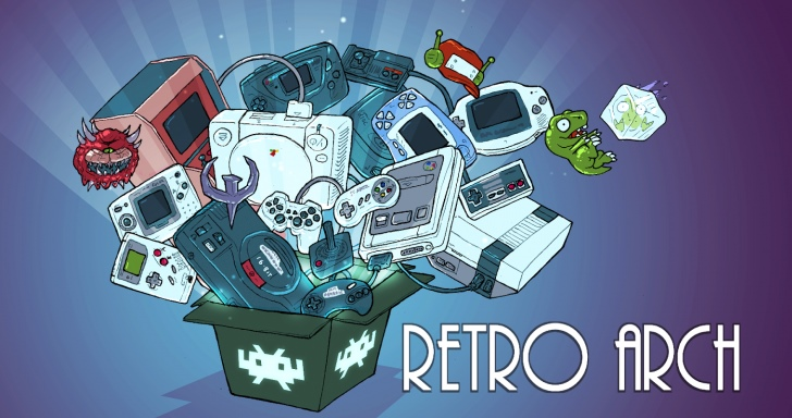 RetroArch 1.9.0強化遊戲搜尋功能,Android版被Google封鎖解決方式看這邊