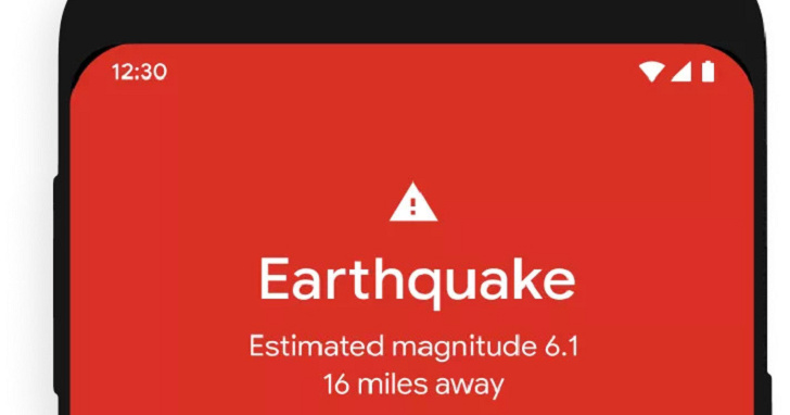 Google 打算利用你的 Android 手機,建造全球最大的地震警報網路系統