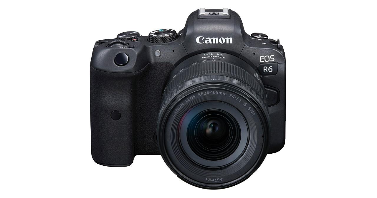 Canon 新款全幅無反 EOS R6 售價出爐,單機身 76,900 元,8/27 正式開賣