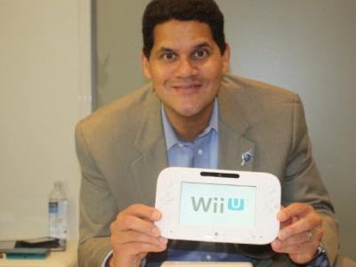 任天堂北美總裁:Wii U 好貴的,收入不高的人請注意