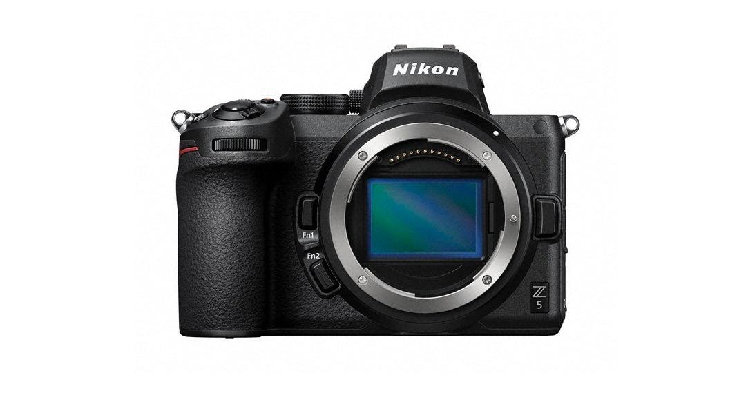 Nikon Z5 入門全幅無反正式登場,售價 47,990 元 8/31 開賣