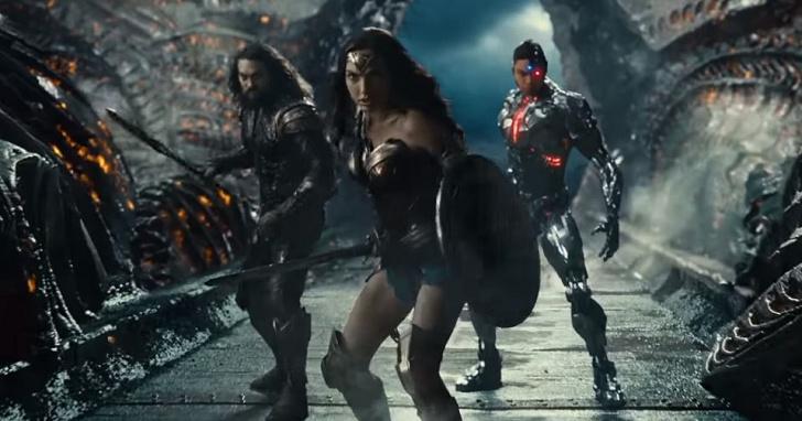 查克導演版《正義聯盟》釋出首部預告,相較 2017 年院線版根本是不同電影!