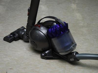 Dyson DC36 吸塵器實測,家政夫的打掃浪漫啟動開始