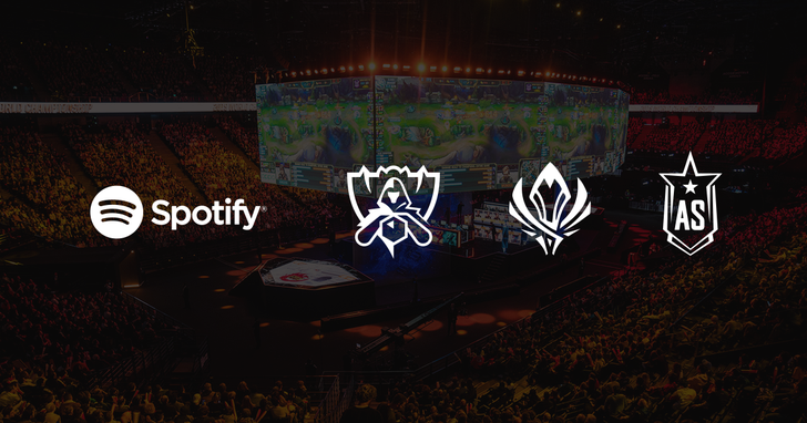 Spotify 和 Riot Games 推出《英雄聯盟》官方電競合作,將用 Podcast 以及音樂無縫銜接遊戲世界