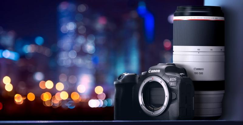 Canon 超望遠變焦鏡頭 RF100-500mm F4.5-7.1L IS USM 開賣,售價 82,900 元