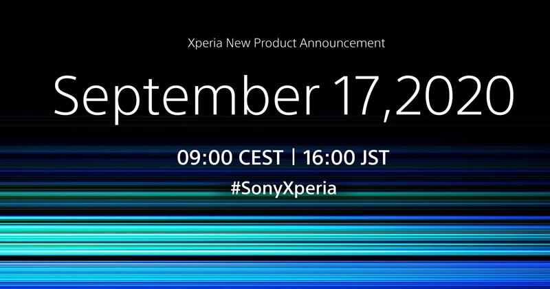 Sony 新 Xperia 手機要來了!下個月 17 日舉辦新機發表會