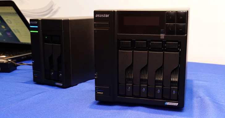 Asustor 發表 Lockerstor 創作者系列 NAS 新品,電競系列 NAS 再推 2020 升級版