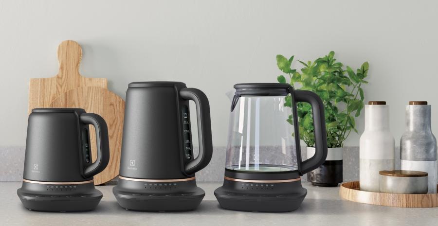伊萊克斯三款小家電上市,無線吸塵器、空氣清淨機、智慧溫控壺鎖定小宅家庭