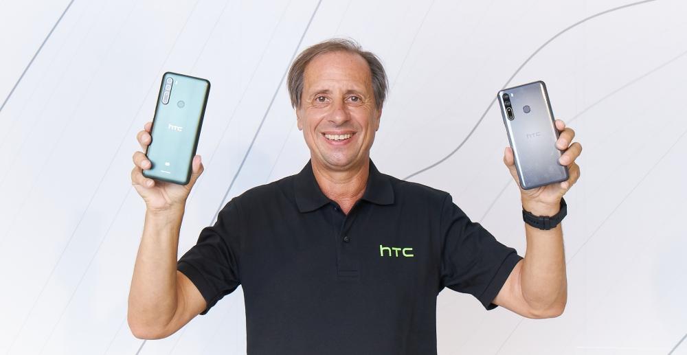 HTC 執行長Yves Maitre上任不到一年辭職,王雪紅重新兼任執行長