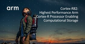 Arm推出Cortex-R82處理器,讓SSD也能肩負AI運算