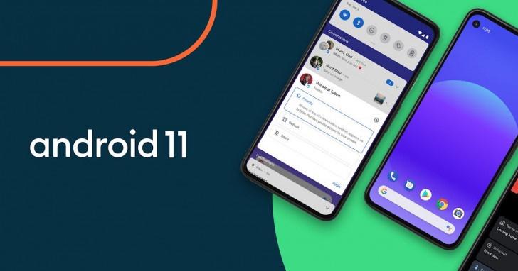 Android 11 今正式上場!全新電源鍵控制、一站式訊息通知,原生螢幕錄影功能也回來了