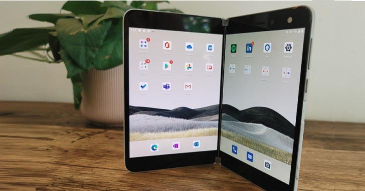 微軟首款Android手機 Surface Duo 被吐槽做工讓人失望,1399美元花得不值