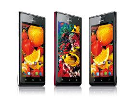 華為 HUAWEI Ascend P1S 猛攻,最薄智慧型手機亮相