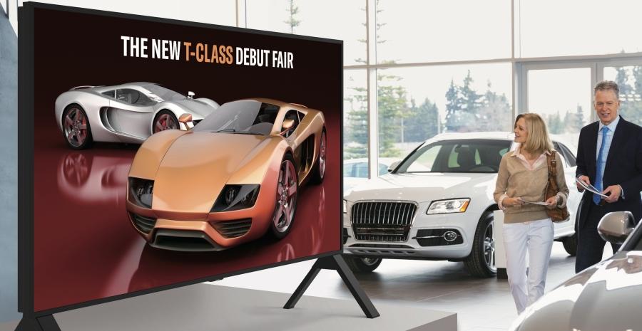 世界最大 8K 顯示器來了!夏普推出 120 吋 8K 螢幕