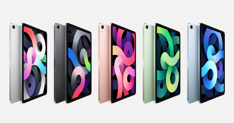 新款 iPad Air 效能先決問世,破格搭載 5 奈米製程 A14 仿生晶片