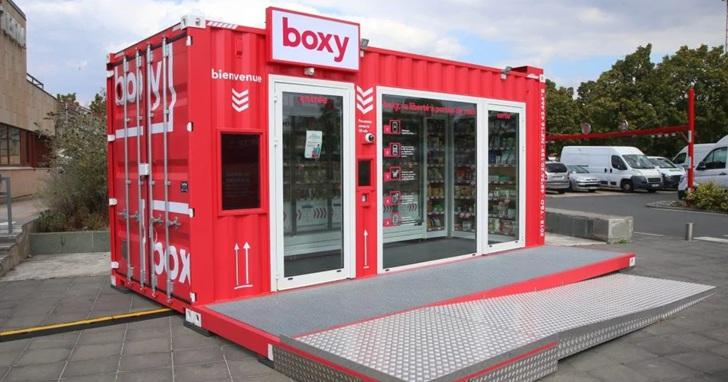 利用人工智慧和電腦視覺,Storelift推出用貨櫃改裝的自助便利商店