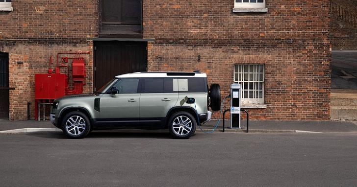 Land Rover Defender 首搭混合動力,2021 年式台灣預計明年導入