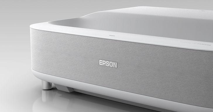 嘖嘖集資突破800萬元!Epson國民雷射大電視EH-LS300W登台