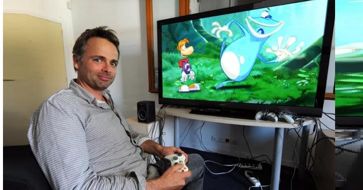 雷射超人之父Michel Ancel 宣布從遊戲界退休,從此轉職成野生動物保護者