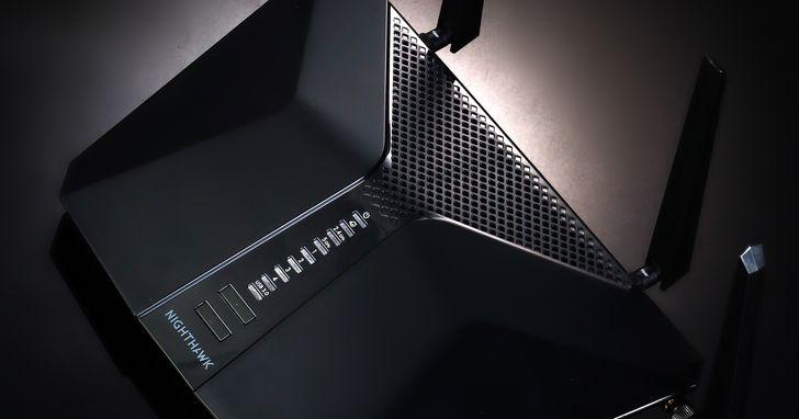 Netgear Nighthawk AX5400開箱評測,中階機也雙頻 6 串流