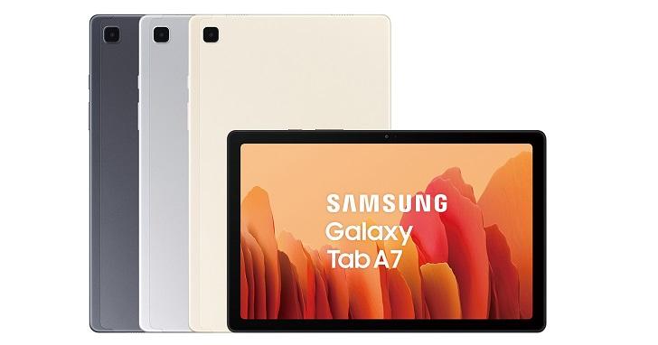三星 Galaxy Tab A7 平板電腦 10 月上市,售價 6,990 元起