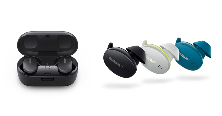 Bose 在台發表首款「降噪真無線耳機」與「高音質」真無線耳機:搭載 11 段降噪等級、進階鯊魚鰭耳套