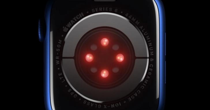 《華盛頓郵報》記者表示Apple Watch 6血氧偵測功能「幾乎沒用」