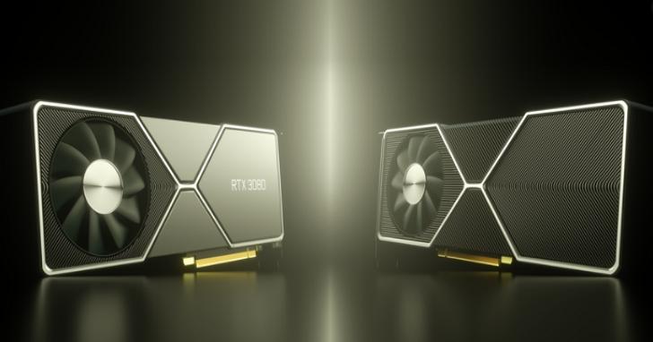 NVIDIA RTX 3080當機問題可能出在電容?技嘉聲明回應、並請玩家更新驅動程式