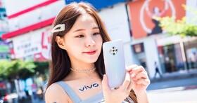 vivo推出平價5G美型機 vivo X50e,1.4萬元有找