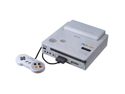 你沒見過的 Sony PlayStation 原型機,與任天堂的恩怨情仇