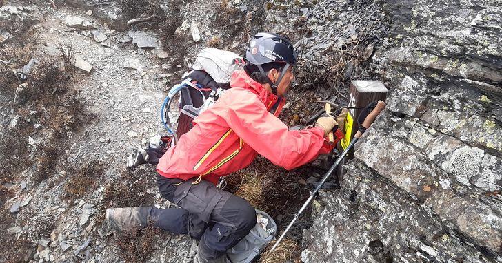 遠傳攜手雪管處增設68面可通訊告示牌,守護山友安全