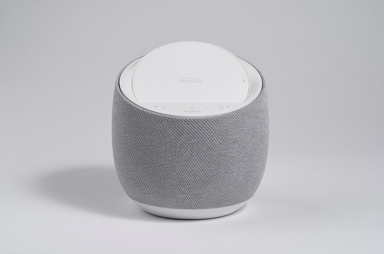 Belkin 和 Devialet 攜手推出具無線充電功能的創新 Hi-Fi 智慧型揚聲器