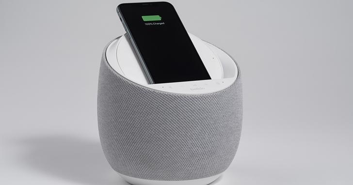 智慧揚聲器與無線充電二合一!SOUNDFORM ELITE HI-FI 在台發表,售價 12,990 元