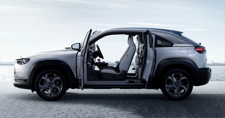台幣 65 萬元起,Mazda MX-30 e-Skyactiv 輕油電日本發表