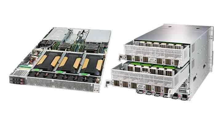 Supermicro推出全新4U 伺服器和8U SuperBlade