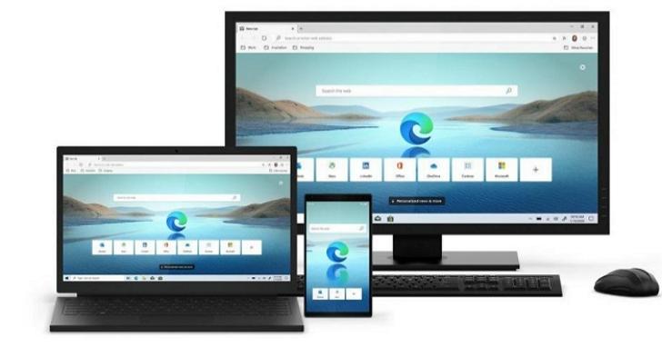 如何轉移其他瀏覽器記錄到新版Edge瀏覽器上?