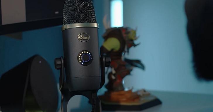 羅技推出《魔獸世界》聯名款 Yeti X 麥克風,還能讓玩家聲音聽起來像獸人