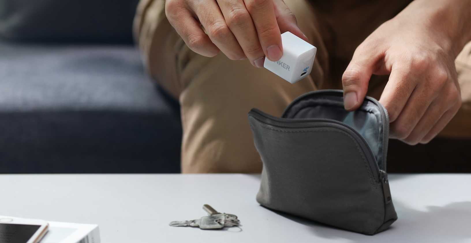 ANKER 超迷你充電器 PowerPort III Nano 新發表,兼容 iPhone 12 快充協議、30 分鐘充電 50%