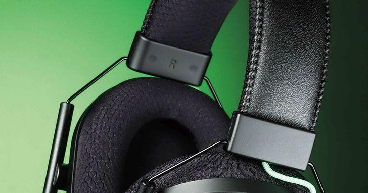 Razer BlackShark V2 動手玩,USB音效卡加持的電競耳機
