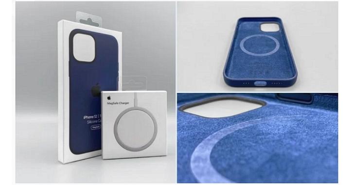 蘋果新MagSafe充電器和手機保護殼已出貨,網友紛紛秀出到手圖片