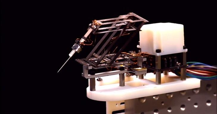 受摺紙啟發,哈佛與索尼合作打造了一個迷你外科手術機器人