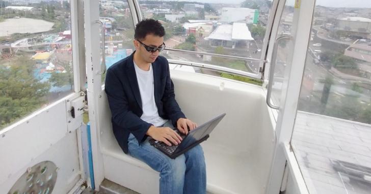 搶在家上班商機,日本讀賣樂園推出「摩天輪辦公」共享服務