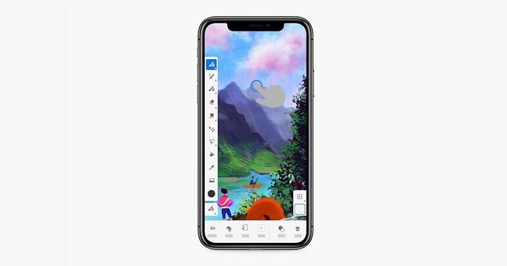 Adobe MAX 2020:隆重推出 Fresco iPhone 版本